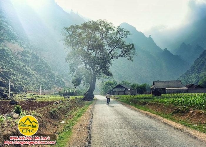 Tour Hà Giang Đi Xe Máy Đồng Văn