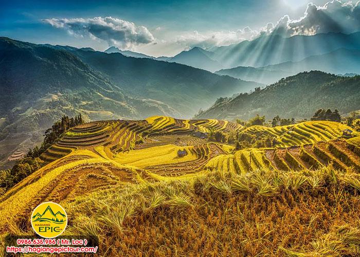 Tour Xe Máy Hà Giang Hoàng Su Phì